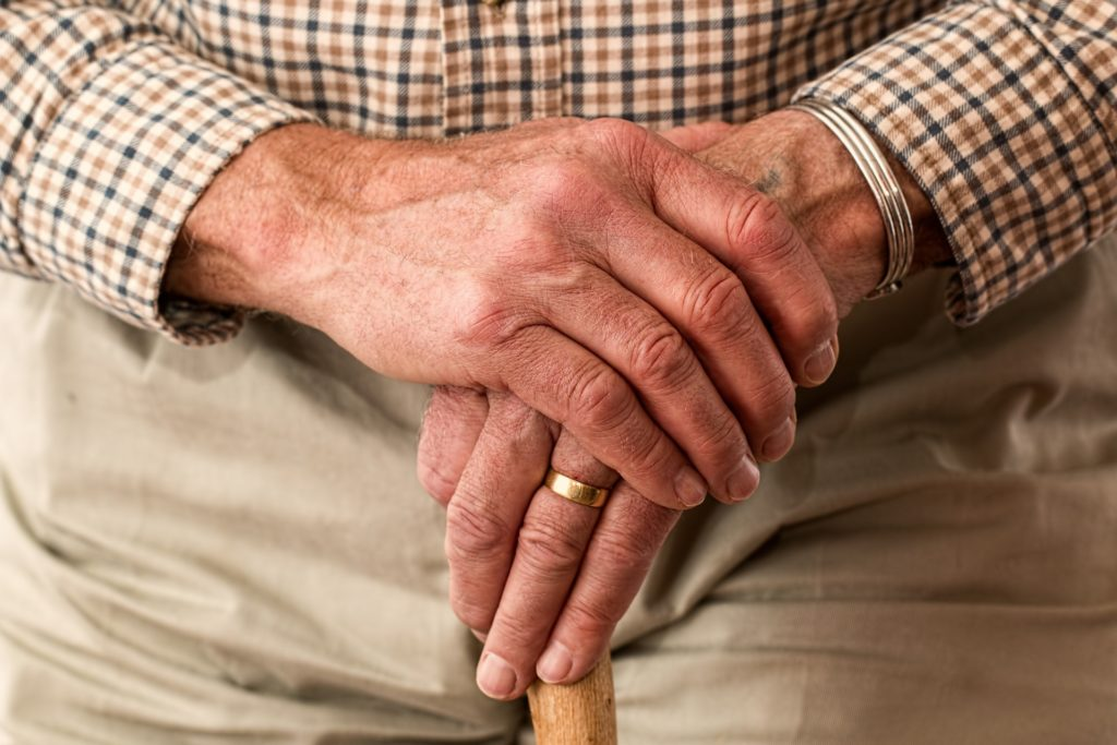 Militare Anziano in Pensione privilegiata